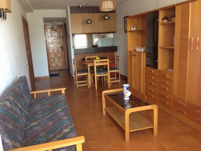 Location vacances Peníscola / Peñíscola -  Appartement - 5 personnes - Salon de jardin - Photo N° 1