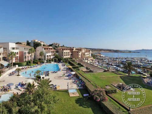 Location Appartement Six-fours-les-plages 5 personnes dès 250 euros par semaine