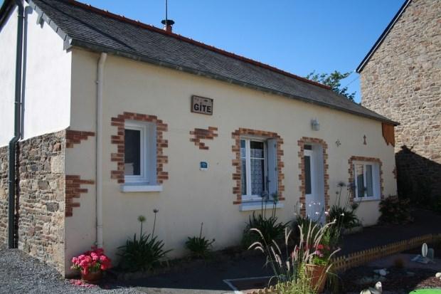 Location vacances Pleine-Fougères -  Gite - 5 personnes - Barbecue - Photo N° 1