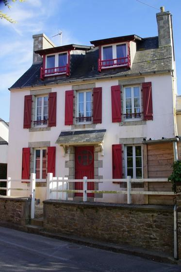 Holiday rentals Brignogan-Plages - House - 11 persons - BBQ - Photo N° 1