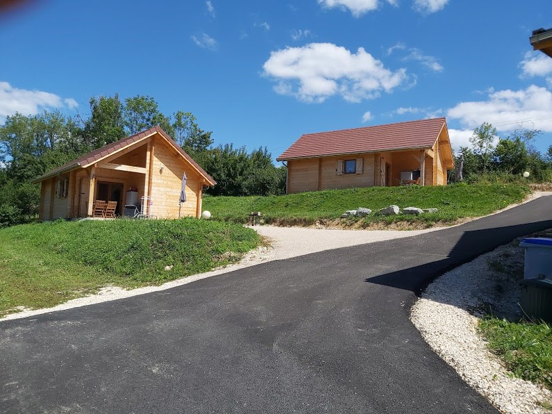 Location vacances Patornay -  Maison - 4 personnes - Barbecue - Photo N° 1