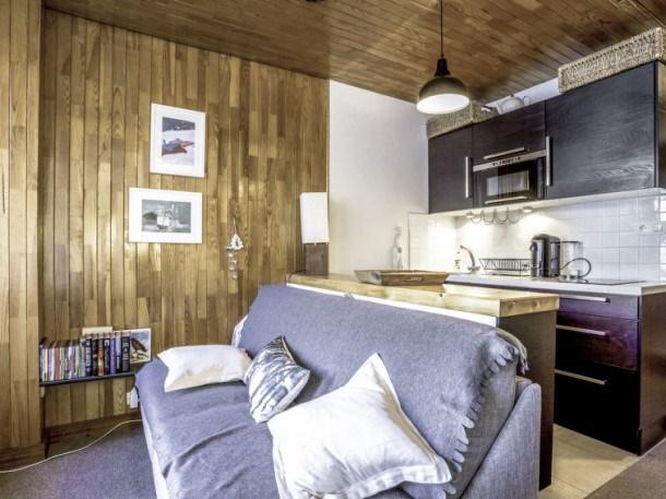 Location vacances Tignes -  Appartement - 3 personnes - Lecteur DVD - Photo N° 1
