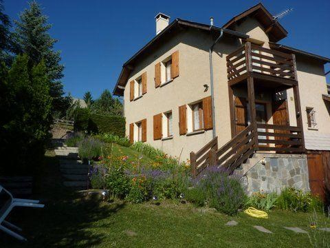 Holiday rentals Puy-Sanières - House - 8 persons - BBQ - Photo N° 1