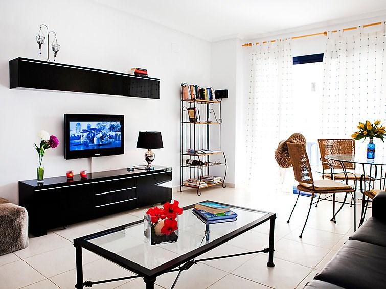 Appartement pour 3 personnes à Calpe/Calp