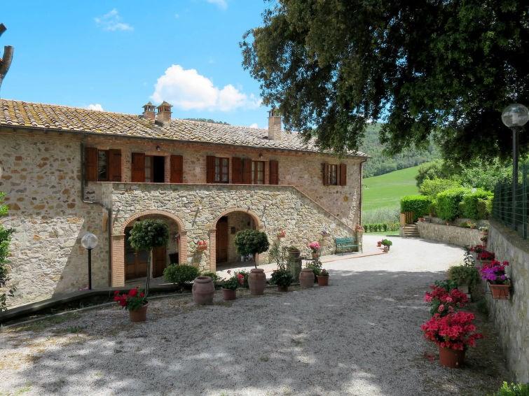 Appartement pour 4 personnes à Volterra