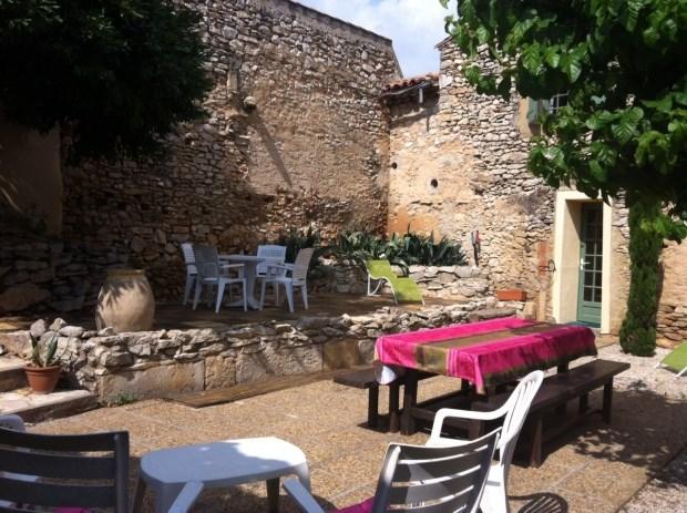 Location vacances Poulx -  Gite - 6 personnes - Barbecue - Photo N° 1