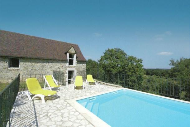 Location vacances Florimont-Gaumier -  Maison - 7 personnes - Barbecue - Photo N° 1