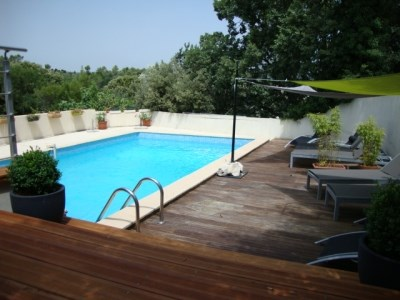 Location vacances Néoules -  Gite - 4 personnes - Barbecue - Photo N° 1