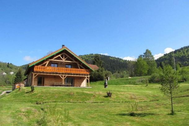 Location vacances Ventron -  Maison - 13 personnes - Barbecue - Photo N° 1