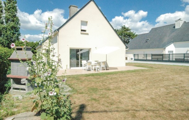 Location vacances Damgan -  Maison - 8 personnes - Barbecue - Photo N° 1