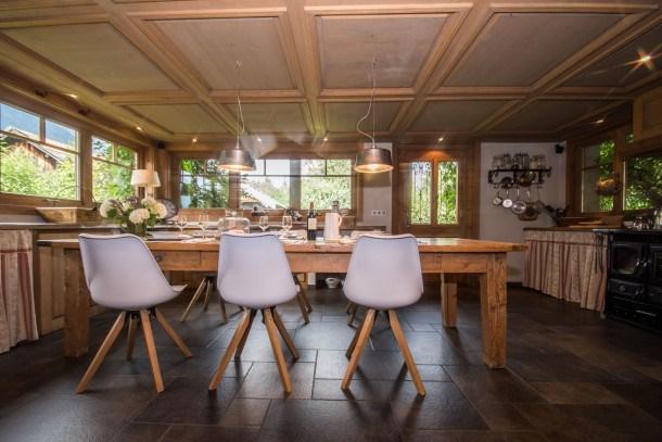 Location vacances Chamonix-Mont-Blanc -  Maison - 8 personnes - Lecteur DVD - Photo N° 1
