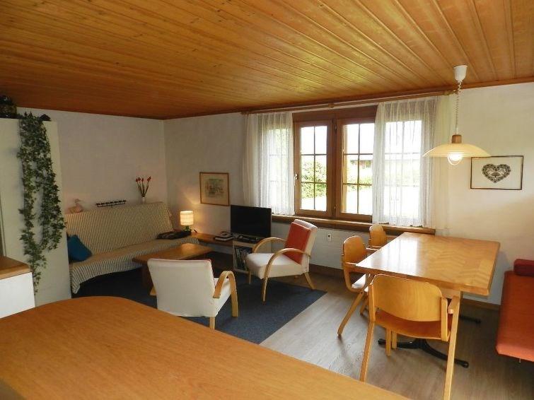 Appartement pour 2 personnes à Saanenmöser