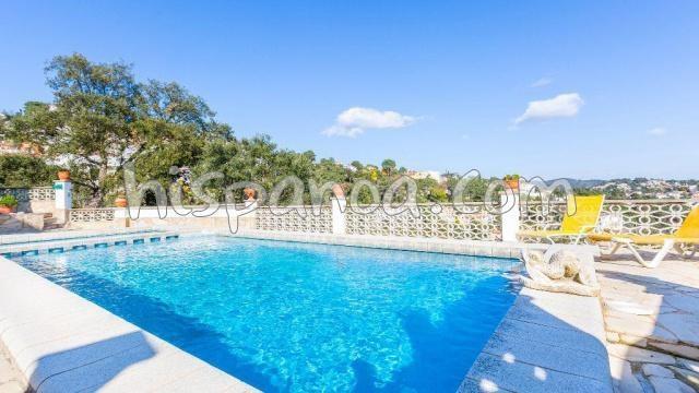 Haus für 7 Pers. mit schwimmbad, Lloret de Mar