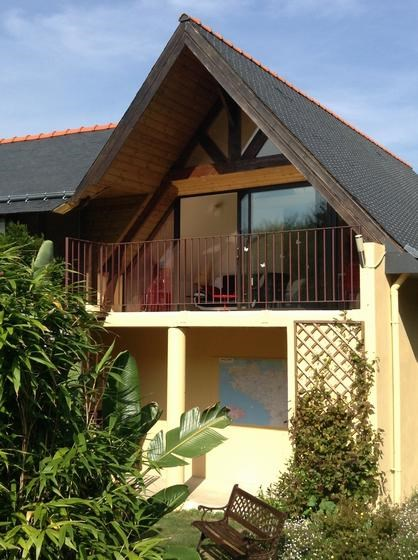 Location vacances Locoal-Mendon -  Appartement - 4 personnes - Barbecue - Photo N° 1