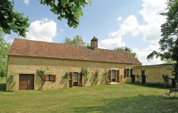 Location vacances Proissans -  Maison - 4 personnes - Barbecue - Photo N° 1