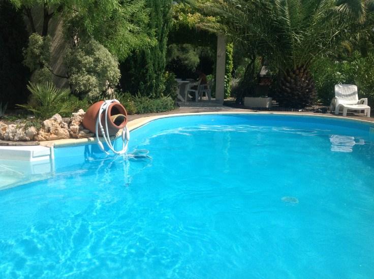 Villa avec piscine privée dans le languedoc