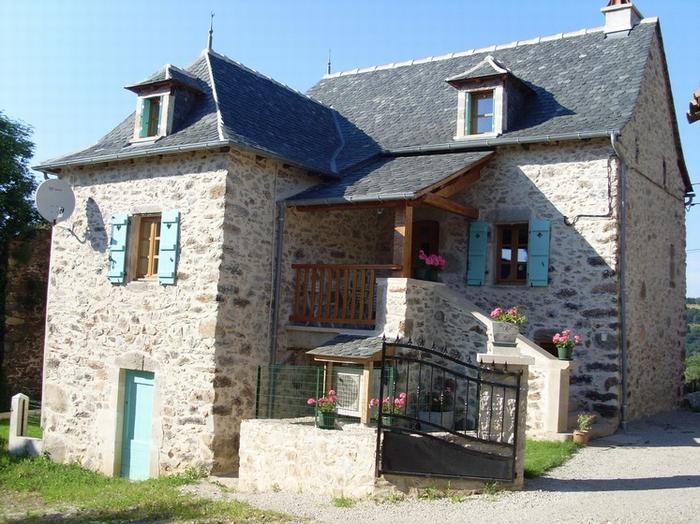 Holiday rentals La Bastide-l'Évêque - House - 7 persons - BBQ - Photo N° 1