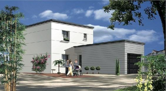 Maison  4 pièces + Terrain 416 m² Champs-sur-Marne par L.D.T MEAUX