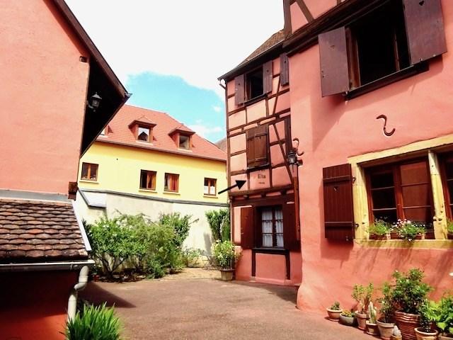 Location vacances Colmar -  Gite - 2 personnes - Jardin - Photo N° 1