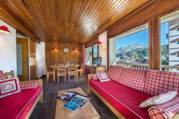Location vacances Saint-Bon-Tarentaise -  Appartement - 5 personnes - Télévision - Photo N° 1