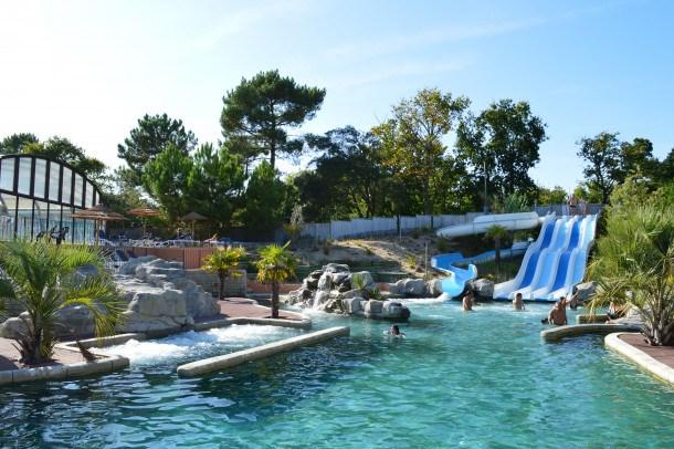 Location vacances Soulac-sur-Mer -  Maison - 8 personnes - Salon de jardin - Photo N° 1