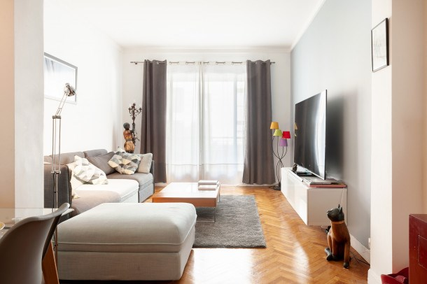 Location vacances Marseille -  Appartement - 3 personnes - Chaîne Hifi - Photo N° 1
