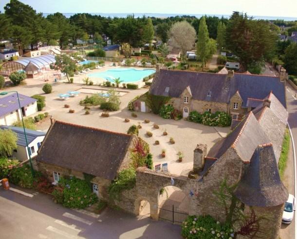 Location vacances Sarzeau -  Maison - 8 personnes - Salon de jardin - Photo N° 1