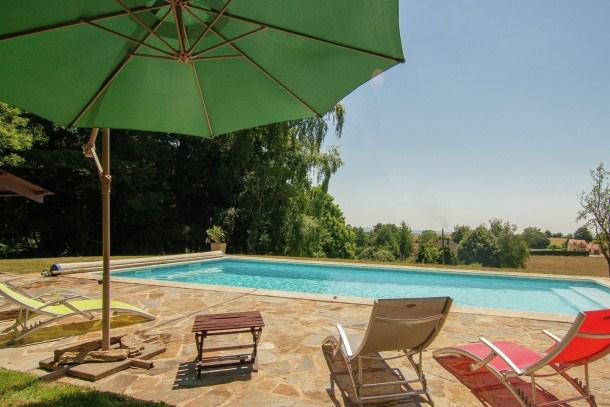 Location vacances Salagnac -  Maison - 8 personnes - Barbecue - Photo N° 1