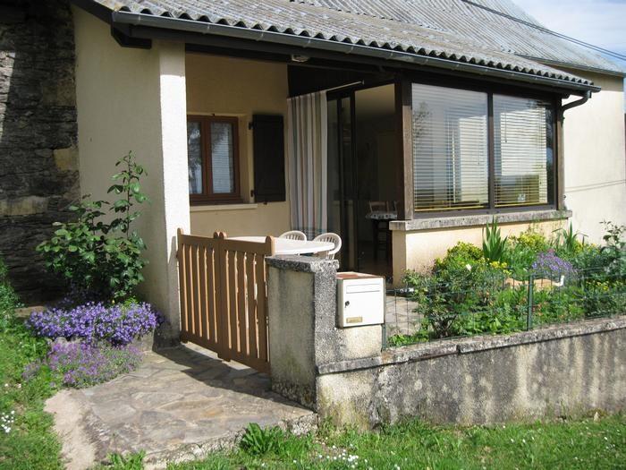Location vacances Escandolières -  Maison - 6 personnes - Chaise longue - Photo N° 1