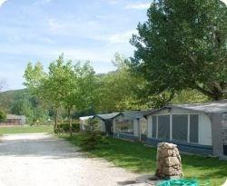 Camping Conca de Ter, 96 emplacements, 23 locatifs