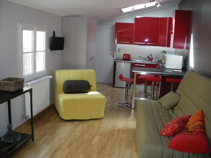 Location vacances Pernes-les-Fontaines -  Appartement - 4 personnes - Barbecue - Photo N° 1