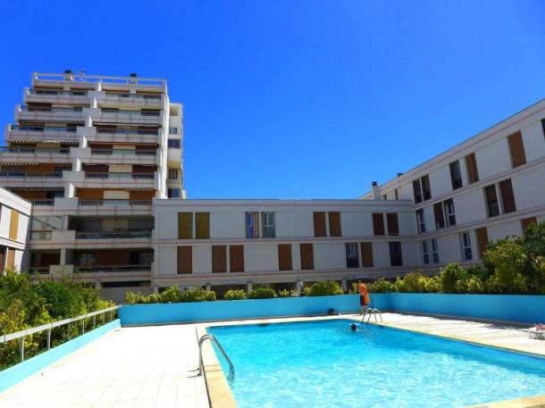 Location vacances La Grande-Motte -  Appartement - 2 personnes - Télévision - Photo N° 1