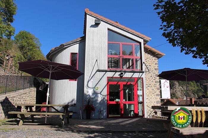 Gite la-Cabourne, Saint-Privat-d'Allier, Auvergne