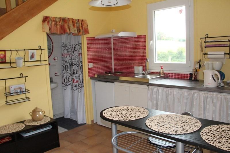 Location vacances Montagnac-la-Crempse -  Appartement - 2 personnes - Jardin - Photo N° 1