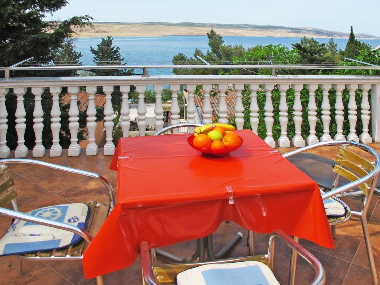 Location vacances Starigrad Paklenica -  Appartement - 5 personnes -  - Photo N° 1
