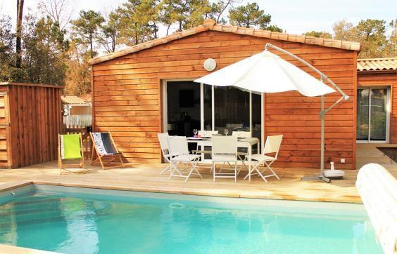 Villa Althaé avec piscine chauffée