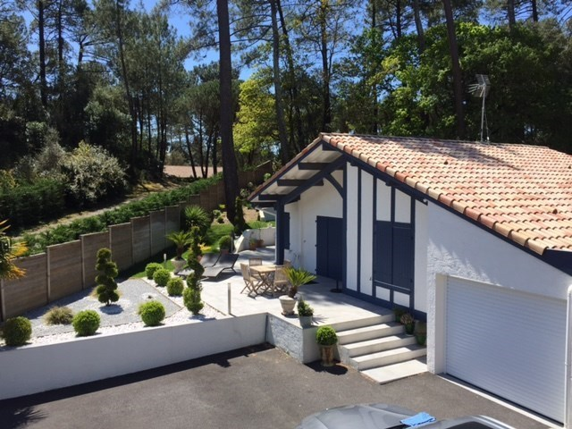 Villa pour 4 personnes proche du centre-ville d'Hossegor