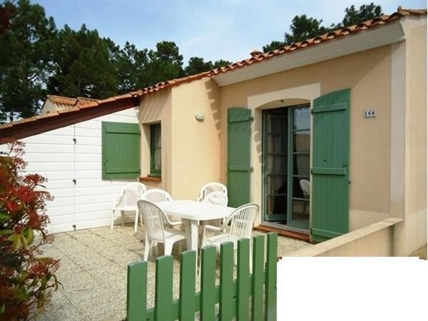 Location vacances Saint-Jean-de-Monts -  Maison - 5 personnes - Four - Photo N° 1