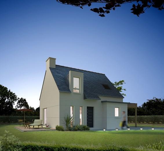 Maison  6 pièces + Terrain Saint-Jouan-des-Guerets par MAISONS DE L'AVENIR