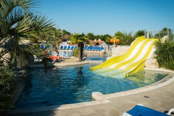 Location vacances Longeville-sur-Mer -  Maison - 6 personnes - Table de ping-pong - Photo N° 1