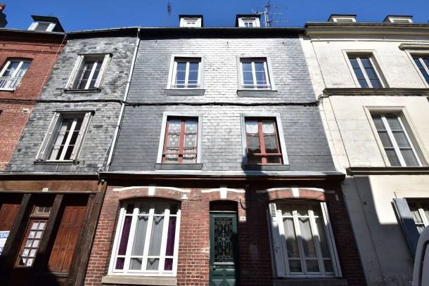 Location vacances Honfleur -  Appartement - 4 personnes - Télévision - Photo N° 1