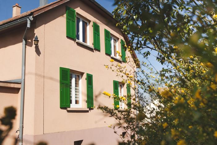 Location vacances Gundolsheim -  Maison - 10 personnes - Barbecue - Photo N° 1