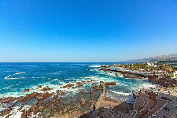 Location vacances Puerto de la Cruz -  Appartement - 3 personnes - Télévision - Photo N° 1