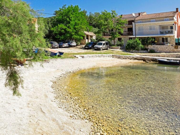 Appartement pour 1 personnes à Korčula/Vela Luka