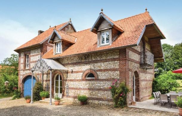 Location vacances Héricourt-en-Caux -  Maison - 12 personnes - Chaîne Hifi - Photo N° 1