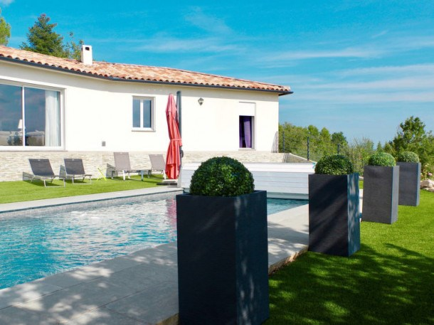 Location vacances Montmeyan -  Maison - 6 personnes - Barbecue - Photo N° 1