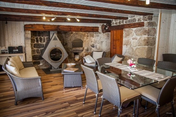 Holiday rentals Églisolles - Cottage - 8 persons - BBQ - Photo N° 1