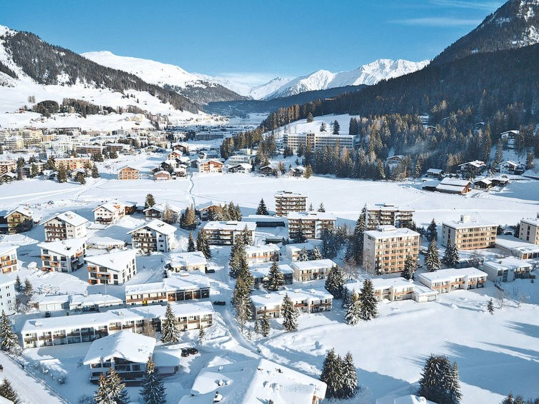 Location vacances Davos -  Appartement - 2 personnes -  - Photo N° 1