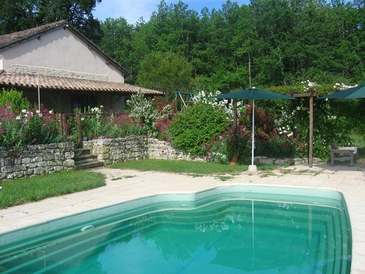 Alquileres de vacaciones Castelnau-Montratier - Cabaña - 12 personas - BBQ - Foto N° 1