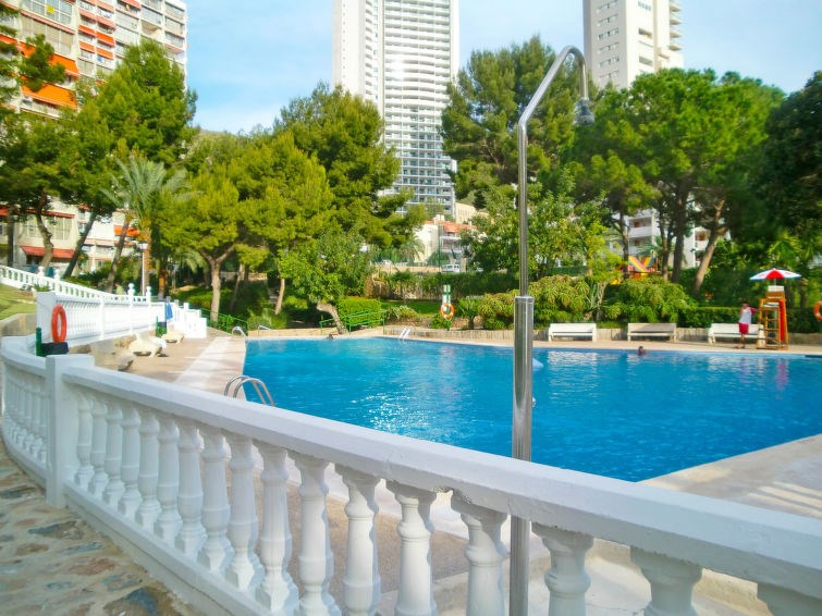 Location vacances Benidorm -  Appartement - 3 personnes -  - Photo N° 1